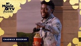 Chadwick Boseman Wins Best Hero &amp Honors James Shaw Jr. 2018 MTV Movie &amp TV Awards