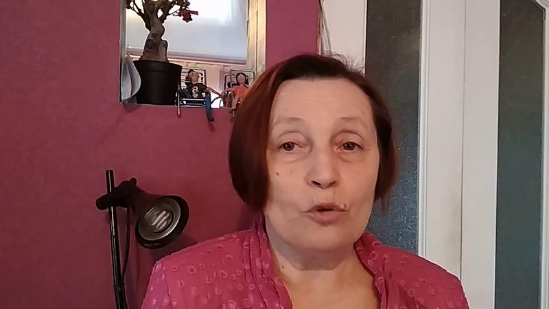 Видеоотзыв на тренинг Аделя Гадельшина от Горчаковой Любови