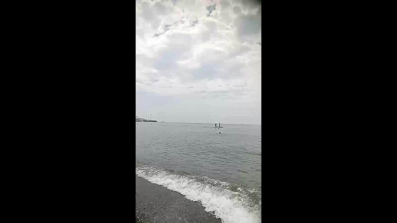Сочи! Море!Пляж Ривера