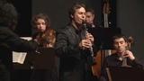 Sebastian Manz C. M. von Weber, Quintet for Clarinet and Strings, Op. 34 - III. Menuetto Capriccio