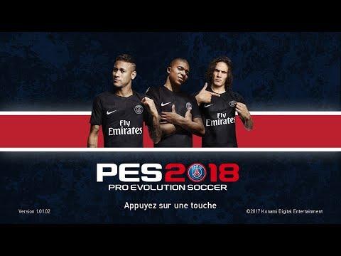 Pro Evolution Soccer 2018 PSG vs RMA Ai level Top Player [Arabic commentary]