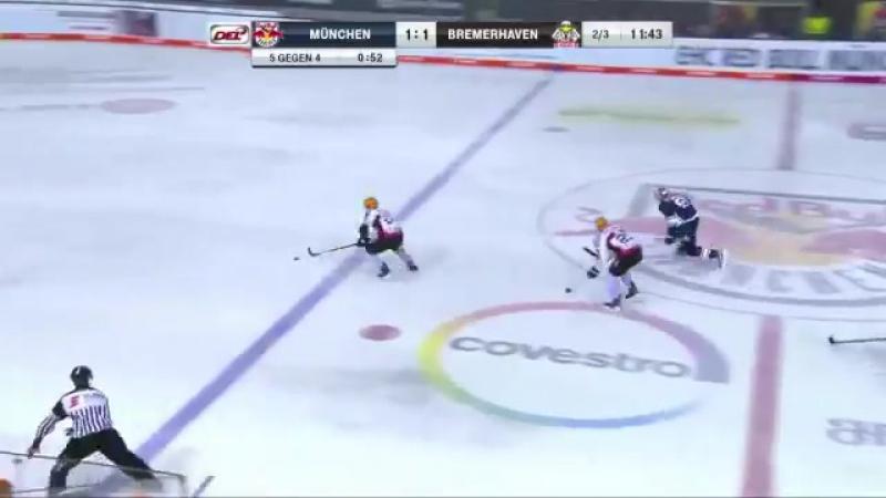 Хитрый трюк вратаря из Германии изменил правила хоккея