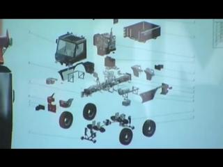 Уралвагонзавод представил образец модели -- ТМВ-2 ( 240 X 414 ).mp4