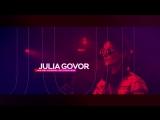 1003 - Тактика Zвука Julia Govor (New YorkCocoon Records) @ Serdce