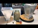 Выбор вальцовой дробилки для средних объемов помола солода