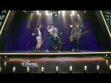 Soy Luna - Jam Roller - Open Music Solista - La Roller Band y Daniela cantan y bailan Camino HD