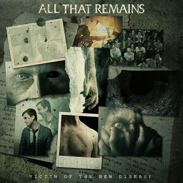 All That Remains - Everything's Wrong-Wasteland (Single)