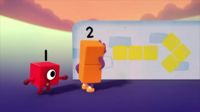 Numberblocks - How to Add Subtract _ Learn to Count