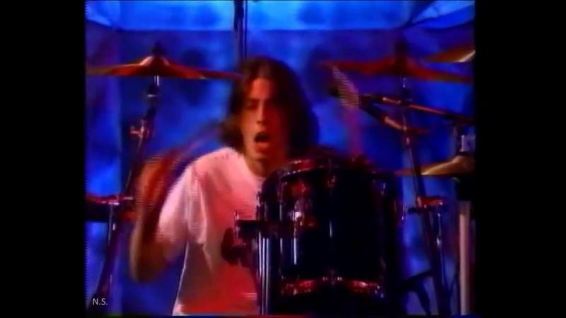 Nirvana - Rape me / Lithium - MTV Awards 1992