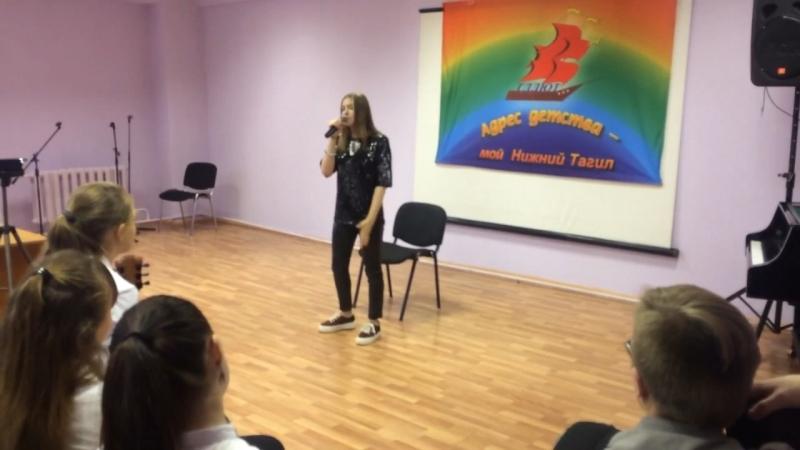 Конкурс авторской песни, Лауреат 1 степени, Екатерина Емельянова «Снов океан «