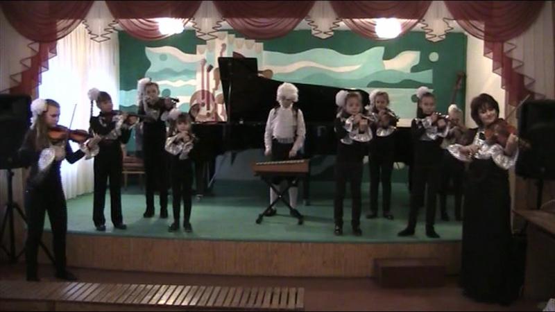 В.А.Моцарт Колокольчик из оперы Волшебная флейта