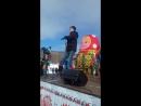 Танец на сцене