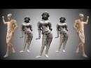 Танцующие древние скульптуры Невероятное видео