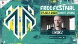 Free Festival 2018 Warm-up mix 003 by Drokz