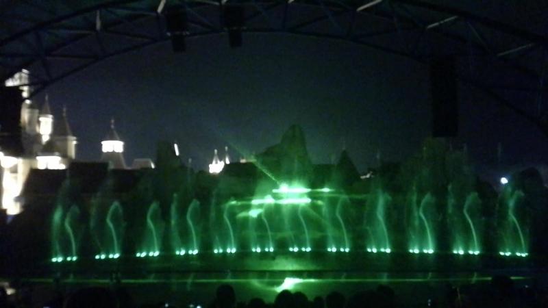 Шоу фонтанов в Винперле смотреть онлайн без регистрации