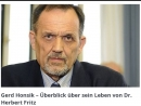 Gerd Honsik – Lebensüberblick durch Dr. Herbert Fritz