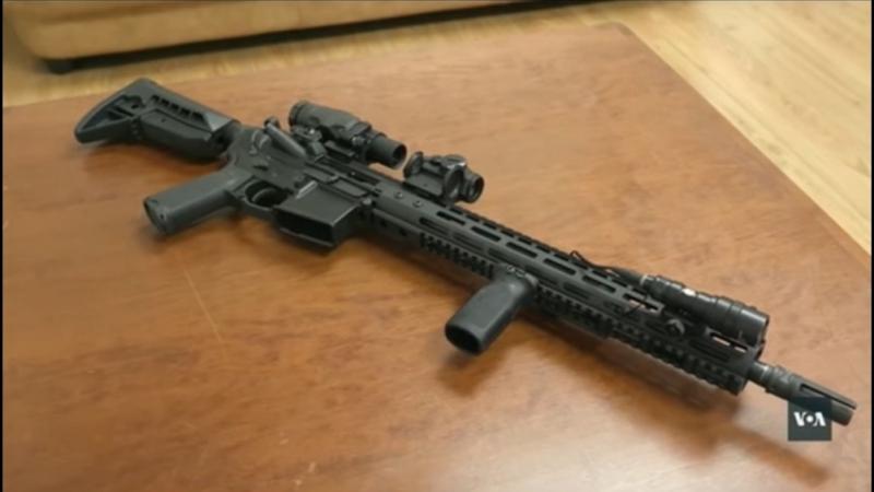 Американський автомат М4 для української армії