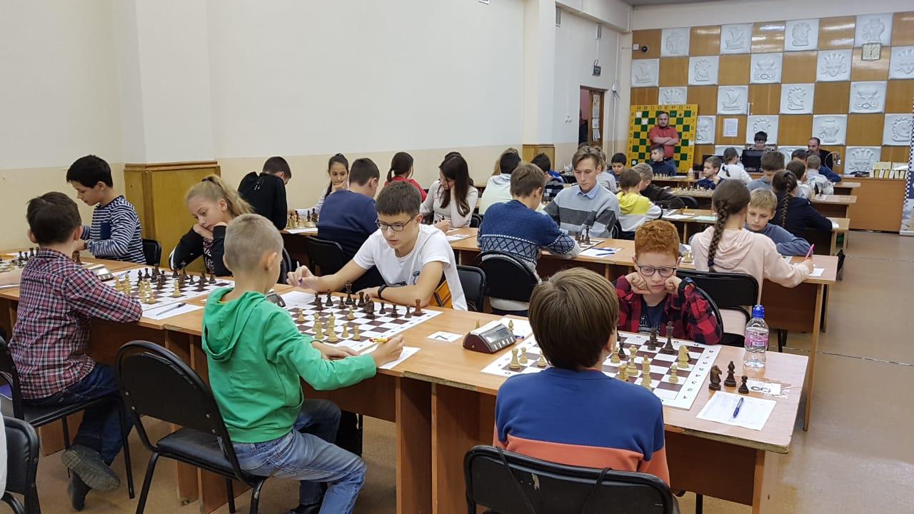Фотогалерея первенства города по шахматам — Изображение 1
