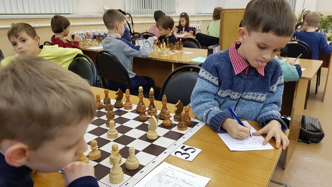 Фотогалерея первенства города по шахматам — Изображение 3