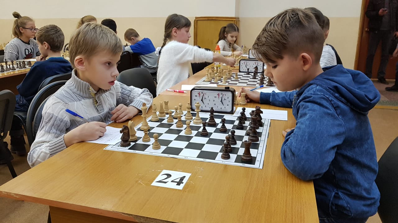 Фотогалерея первенства города по шахматам — Изображение 4