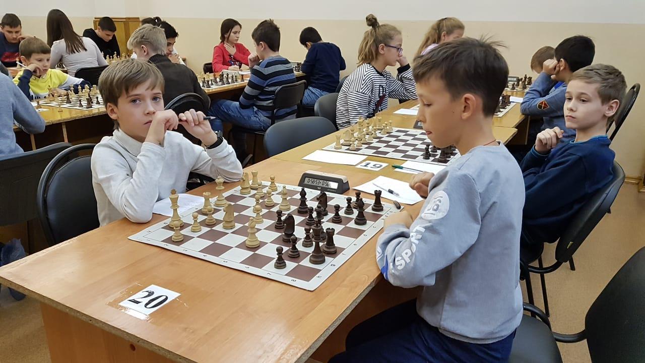 Фотогалерея первенства города по шахматам — Изображение 5
