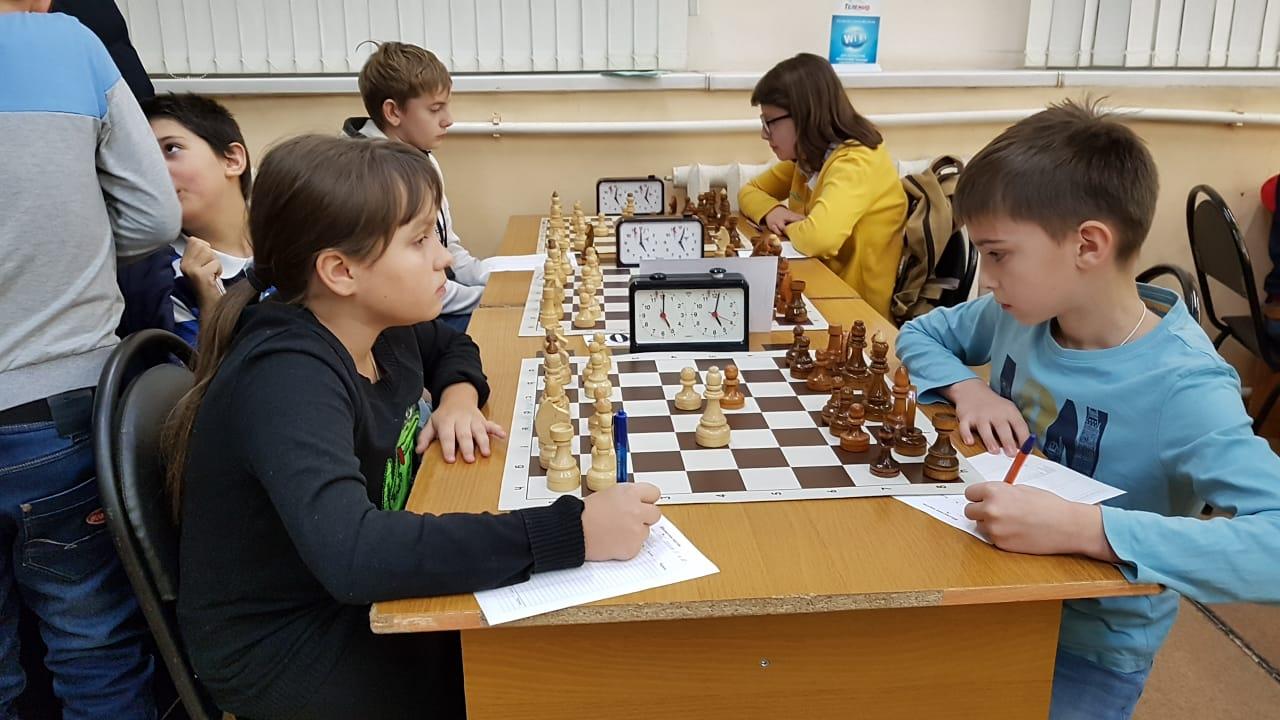 Фотогалерея первенства города по шахматам — Изображение 6