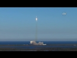 Пуск, вывод на орбиту и возвращение первой ступени РН SpaceX Falcon 9 со спутником для поиска экзопланет