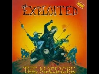 The Exploited - The Massacre (1990)