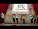 Старшая танцевальная группа Девчата с танцем Круче всех