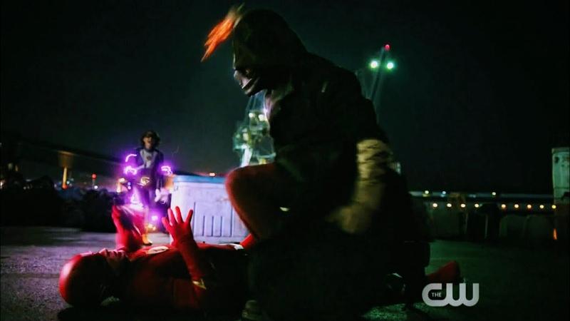 The Flash   5x02 Confronting Cicada  
