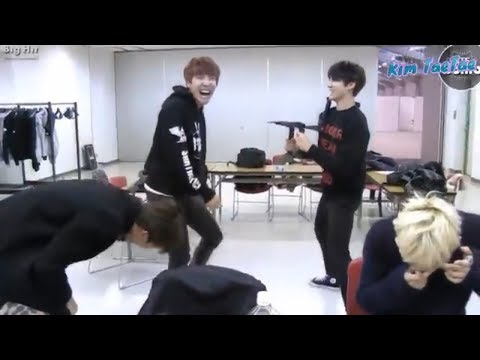 When Jungkook 전정국 makes BTS don't stop laughing