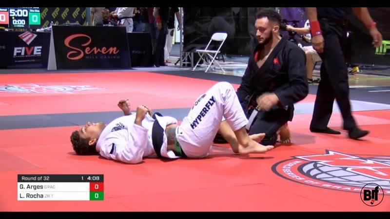 Gabriel Arges vs Lucas Rocha World Series of Grappling
