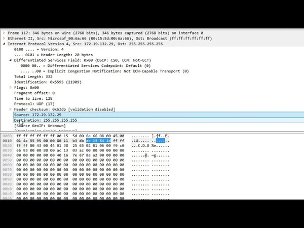 Протокол IP | Практика по курсу Компьютерные сети