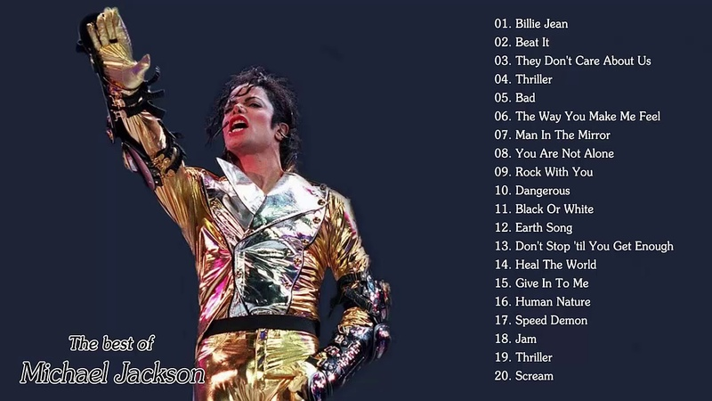 Micheal Jackson Greatest Hits (Full Album) Best Songs of Micheal Jackson (HQ)