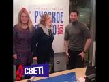 Алла Довлатова, Антон и Виктория Макарские. Светка, давай!