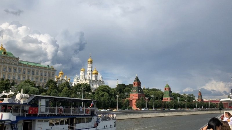 Москва река🤗⛴