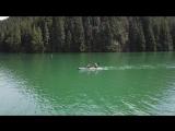 Stave lake kayaking