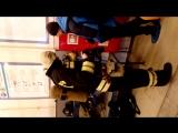 Экскурсия в Пожарно-спасательную часть 1