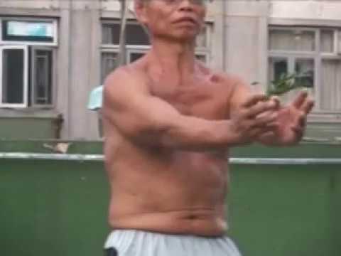 Yuen Kay San style Wing Chun - Chum Kiu by Kwok Wan Ping