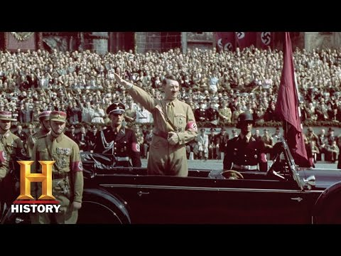 Adolf Hitler Leader of the Third Reich Fast Facts History