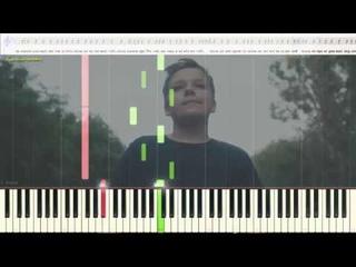 Прощай, любимый город - Наргиз ft. Баста (Ноты и Видеоурок для фортепиано) (piano cover)