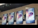 Promotional video of Supergirl in Comic Con