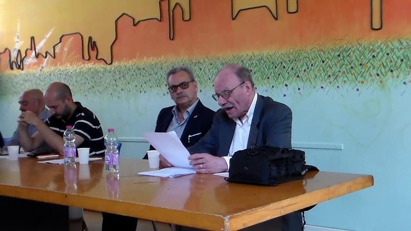 Convegno J Evola R Guénon Incontro o scontro Brescia 12 05 2018