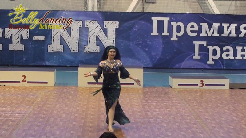 Алина Колесникова. Чемпионат ПФО oriental, Н. Новгород