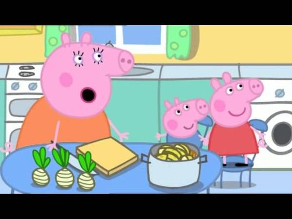 Peppa Pig Series 1 Episode 40 Daddy Gets Fit