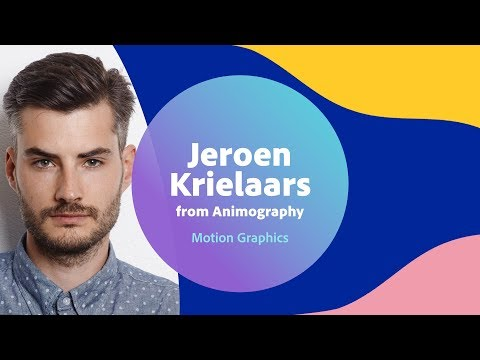 Jeroen Krielaars - Motion Graphics | Hidden Treasures 2018 - 1 of 3