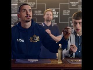 Visa поможет насладиться каждой секундой Чемпионата мира по футболу FIFA™