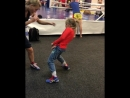 Как кубинские танцы могут помогать в боксе Тренировка перспективной украинки Киры Макогоненко