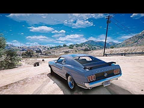 ► GTA 6 Graphics | 2018 M.V.G.A REDUX Gameplay! Ultra Realistic Graphic ENB GTA 5 MOD PC [4k 60FPS]