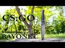 KNIFEMAKING HOW TO MAKE CS:GO BAYONET KNIFE